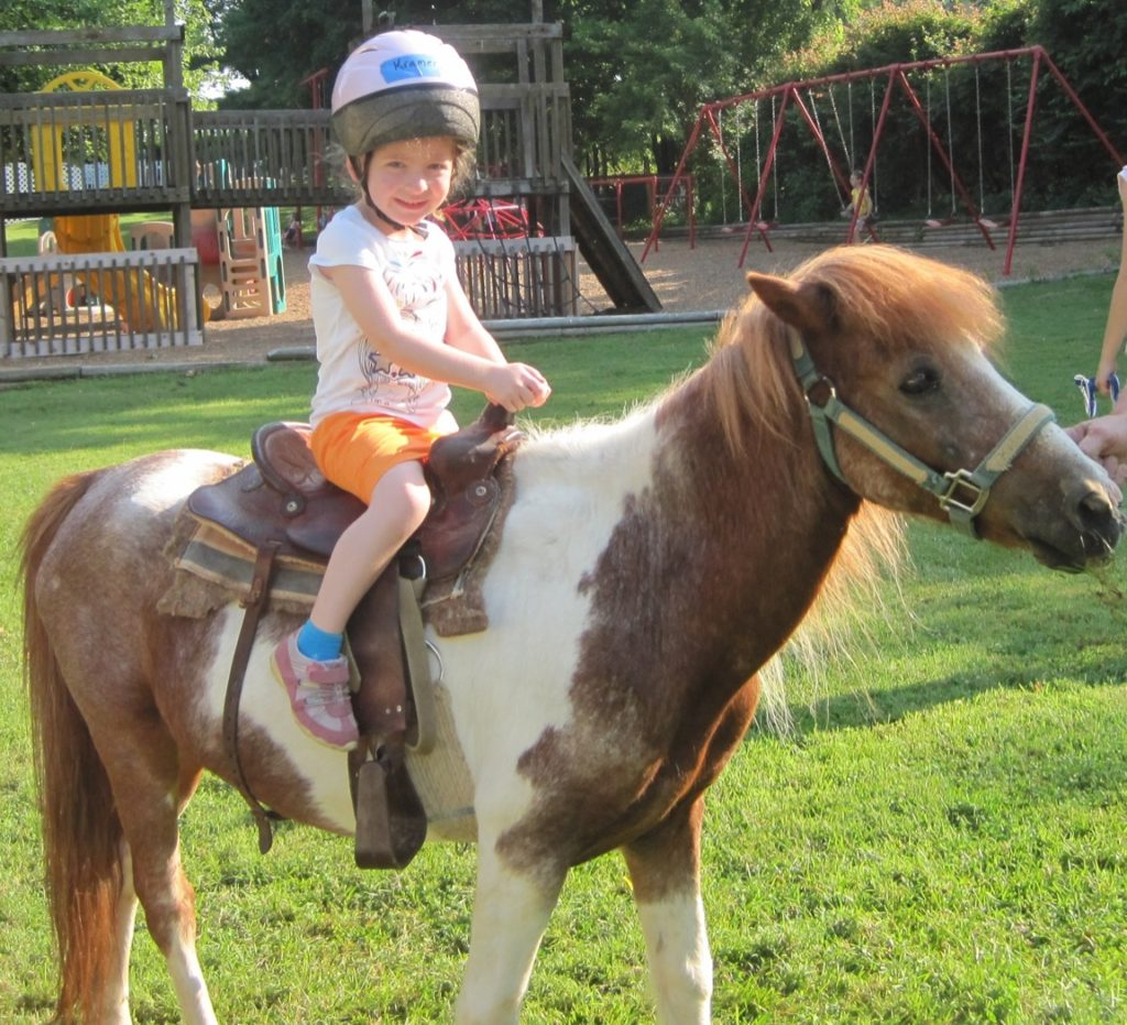Pony Rides And Sports Amp Games Countryside Montessori School
